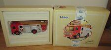 CORGI #97355 THE NOTTINGHAM AEC PUMP ESCAPE FIRE ENGINE,MINT IN BOX