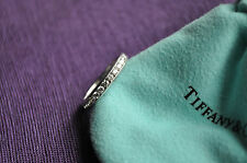 Tiffany & Company Diamond Platinum 3mm Eternity Wedding Band Ring Sz 5  $5,150