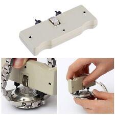 Uhr Gehäuseöffner Schraubboden Uhrmacherwerkzeug Watch Opener Batteriewechsel LV
