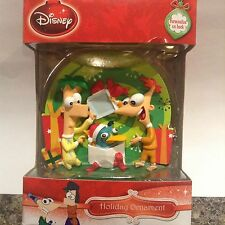 Brand New Phineas and Ferb Ornament