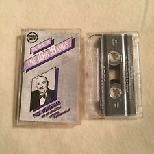 The Best of the Big Bands - Paul Whiteman - Cassette - Used - Bix Beiderbecke
