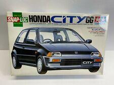 Tamiya 1:24 Scale Honda City GG Snap-Loc Sealed Boxed Model Kit No Reserve