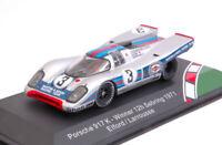 Porsche 917 K #3 Winner 12 H Sebring 1971 V. Elford / G. Larrousse 1:43 Model