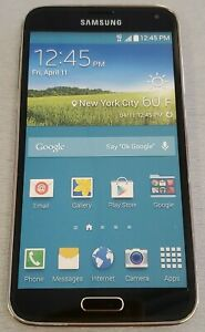 Non-Working Shop Display Phone Model For Samsung Galaxy S5 (Gold)