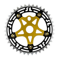 Se bikes One Piece Alloy Chainring & Spider 39T