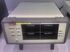 Bench TRMS Voltage Current Power Factor & Power Meter Analyzer Range 900W RS232