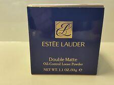 ESTEE LAUDER DOUBLE MATTE OIL CONTROL LOOSE POWDER 02 LIGHT MEDIUM 33G