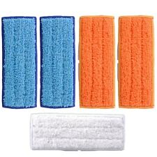 Keepow 5 Packs Washable Mopping Pads for iRobot Braava Jet 240 241