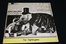 "THE NIGHTINGALES - Which hi-fi? - 12"" MINT"