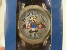 Disney Cruise Line Watch Captain Mickey Limited Edition 1998 New in Box