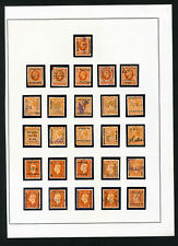 Great Britain Advertising Stamps Lot of 26