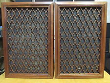 "Pioneer CS-99A Vintage Speaker Pair 15"" 5-Way 6-Driver Classic"