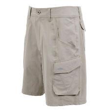 AFTCO Stealth Fishing Short, Khaki, 35