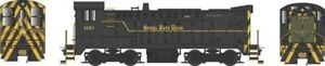 BOWSER HO Baldwin DS 4-4-1000 - STD DC - Exec Line -- Nickel Plate Road #101