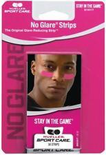 Mueller Eye Black No Glare Strips Pink Football/Baseball/ All Sports 36 Strips