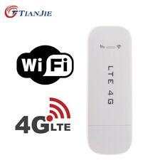 TIANJIE 4G USB wifi modem network dongle universal unlocked 4G lte usb modem wif