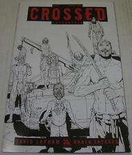 CROSSED PSYCHOPATH #5 RETAILER BONUS (Avatar 2011) Ltd to 500 (FN/VF) RARE