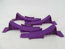 Mattel Hot Wheels Two Track Loop Bases Purple  -  Free Ship