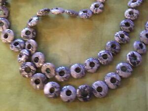 Picasso Jasper 14 Mm Donut Beads