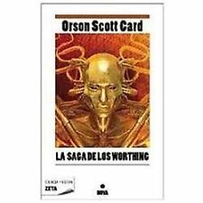 La saga de los Worthing (Spanish Edition) (Zeta Ciencia Ficcion) by Orson Scott