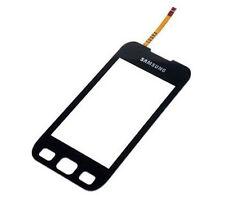 VETRO+TOUCH SCREEN per SAMSUNG GT S5330 WAVE PRO LCD DISPLAY NERO VETRINO NUOVO