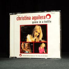 Christina Aguilera-Genie in a Bottle-Music CD EP