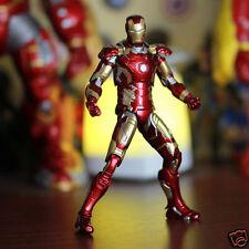 Marvel Universe Avengers Superhero Iron Man Statue Mark XLIII Action Figure NIB