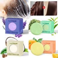 Organic Hair Conditioner Bar Handmade VITAMIN C Nourishing Moisturizing Soap