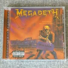 "MEGADETH ""PEACE SELLS... BUT WHO'S BUYING?"" CD Capitol 2004 Remixed Remastered"