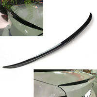 Rear Lip Spoiler FOR BMW 12-18 F30 F80 3-SERIES PERFORMANCE WING TRUNK SPOILER