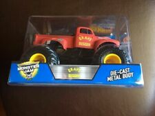2017 Hot Wheels Monster Jam 25th Anny 1/24 Grave Digger Red Flashback