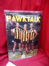 AFL  OFFICIAL HAWKTALK / HAWTHORN 2018 FOOTBALL PUBLICATION