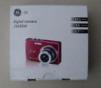 Digitalkamera GE J1456W 14.1 Megapixel 2.7 LCD - 5X Opt.Z. Neu na