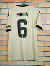 Pogba Manchester United Jersey 2019 Away LARGE Shirt Football Adidas ED7388