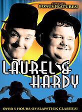 Laurel and Hardy, DVD, Hardy, Oliver, Laurel, Stan, , Excellent