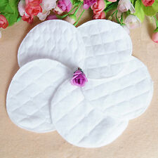 12 Pcs  Reusable Soft Nursing  Breast Pads Washable Absorbent Baby Breastfeeding
