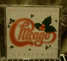 Chicago Christmas - What's It Gonna Be, Santa? - CD FACTORY SEALED FREE SHIP NEW
