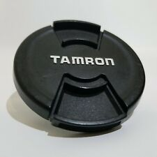 TAMRON Snap-on Lens Cap 67mm - Universal Fit, Nikon/Canon and More!