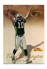 CHAD PENNINGTON RC 2000 Fleer Showcase #116 Serial #599/1000 NM/MT New York Jets