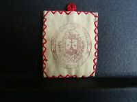 religious relic Pendant - fabric touched by Saint Therese of Lisieux   M 155