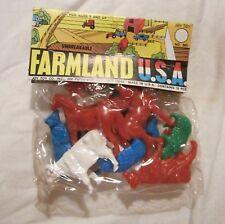 Joy Toy Farmland Farm Animal Figures (MIB)