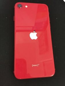 Apple iPhone SE 2nd Gen. 2020 (PRODUCT)RED  64GB (AT&T Locked) Great conditions!