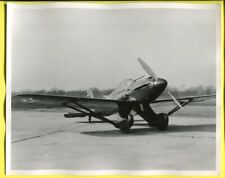 1932 Usaaf Curtiss Xp-31 Swift Fighter 8x10 Original Photo
