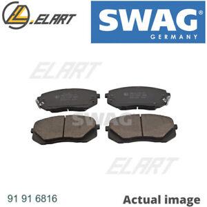 BRAKE PAD SET DISC BRAKE FOR KIA SPORTAGE/II/SUV/III SORENTO CARENS/MPV/Mk K5