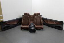 BMW 6er F12 Innenausstattung Leder Komfortsitze Sitze klimatisiert Memory Excl.