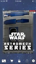 Topps Star Wars Digital Card Trader Astromech Pack Art Insert