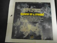 BLOWIN' UP A STORM! WOODY HERMAN - VINYL ALB. LIKE NEW SUS-5139