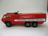Corgi Major Airport fire brigade pathfinder crash truck