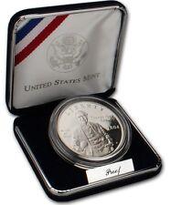 2004 Thomas Alva Edison Proof Silver Dollar Commemorative US Mint Coin Box & COA