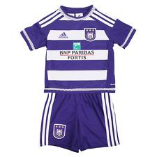 Mini Kit enfant ANDERLECHT Domicile RSCA 2015-2016 DESTOCKAGE de foot football